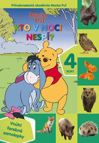 Medvídek Pú - Přírodovědná akademie - Kdo je v noci vzhůru?