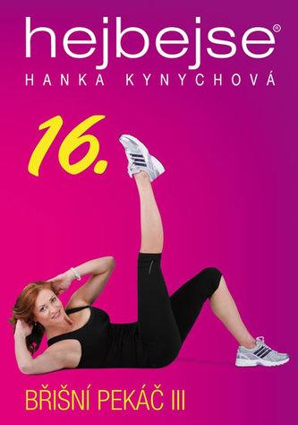 Hejbejse 16 - Břišní pekáč III. - DVD