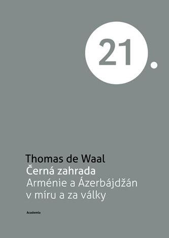 Černá zahrada - Thomas M. Thomas