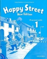 Happy Street 1 New Edition Activity Book and MultiROM Pack CZ