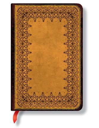 Zápisník - Embossed, mini 95x140