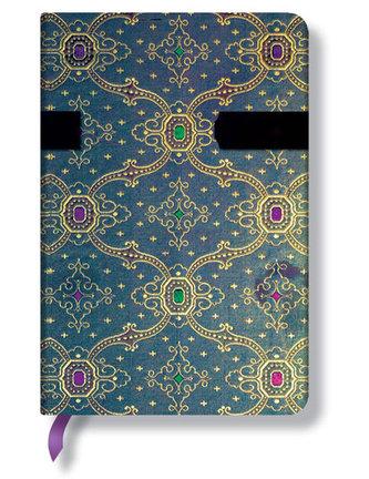 Zápisník - Bleu, mini 95x140