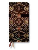 Zápisník - Noir, slim 90x180