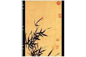 Zápisník - Bamboo, midi 120x170