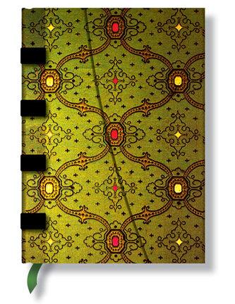 Zápisník - Vert Wrap, midi 120x170