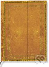 Zápisník - Saddleworn Wrap, midi 120x170