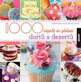 1000 nápadů na zdobení dortů a dezertů