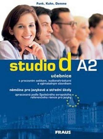 studio d A2 - učebnice + CD