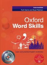 Oxford words skills intermediate:studemnt´s pack (