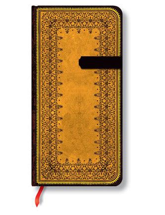 Zápisník - Embossed, slim 90x180