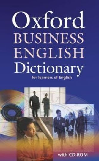 Oxford Business English Dictionary for Learners of English, w. CD-ROM - Parkinson, Dilys