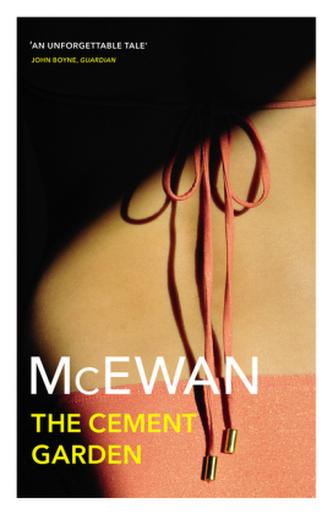 The Cement Garden. Der Zementgarten, englische Ausgabe