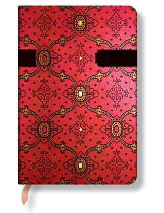 Zápisník - Cerise, mini 95x140