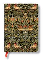 Zápisník - Morris Birds, midi 120x170