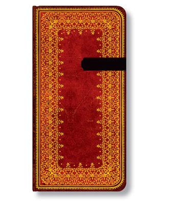 Zápisník - Foiled, slim 90x180