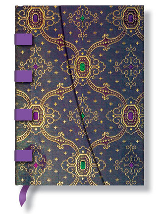 Zápisník - Bleu Wrap, midi 120x170