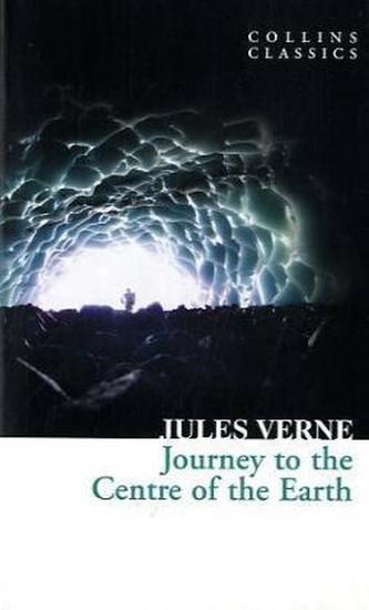 Journey to the Centre of the Earth. Reise zum Mittelpunkt der Erde, englische Ausgabe