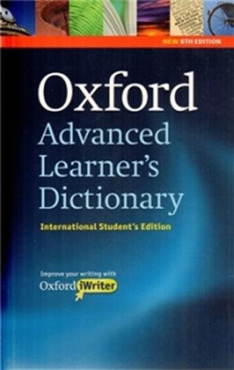 oxford advanced learner´s dictionary 8th internati