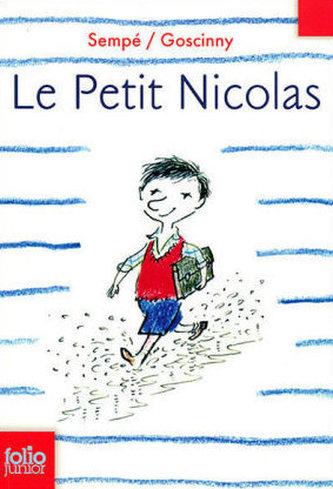 Petit Nicolas. Der kleine Nick, französische Ausgabe