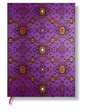 Zápisník - Violet, micro 70x90