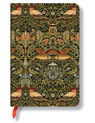 Zápisník - Morris Birds, mini 95x140