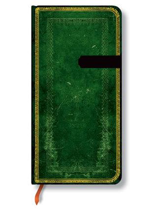Zápisník - Jade, slim 90x180