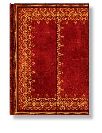 Zápisník - Foiled Wrap, midi 120x170