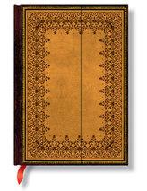 Zápisník - Embossed Wrap, midi 120x170