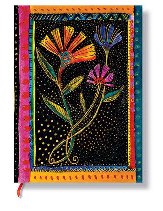 Zápisník - Nodding Blooms, micro 70x90