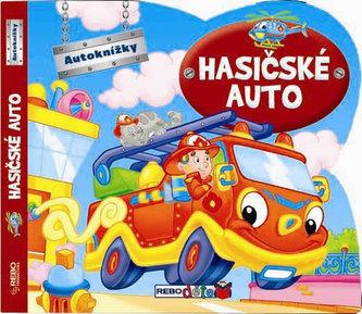 Hasičské auto - Autoknížky