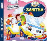 Sanitka - Autoknížky