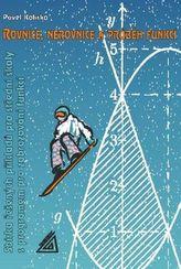 Rovnice, nerovnice a průběh funkcí  - Sbírka řešených příkladů pro SŠ s programem pro zobrazování funkcí + CD