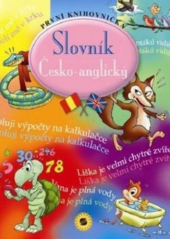 Slovník Česko-anglický - První knihovnička - 2. vydání