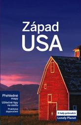 Západ USA - Lonely Planet - 2. vydání