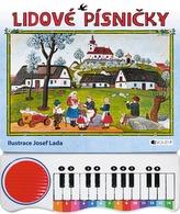 Lidové písničky s piánkem – Josef Lada