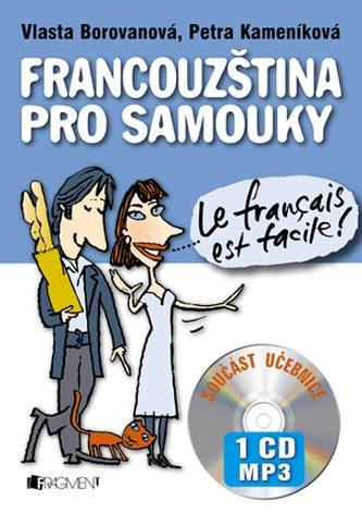 Francouzština pro samouky + CD mp3