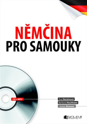 Němčina pro samouky + CD s MP3