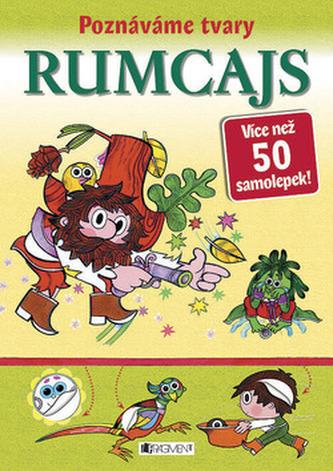 Rumcajs - Poznáváme tvary – více než 50 samolepek