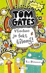 Úžasný deník – Tom Gates – Všechno je fakt šílený!