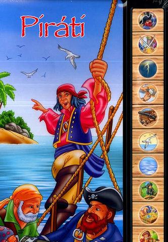 Piráti - Zvuková knížka