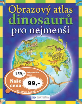 Obrazový atlas dinosaurů pro nejmenší