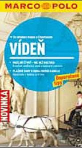 Vídeň - Průvodce se skládací mapou