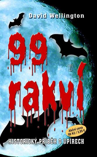 99 rakví - Historický příběh o upírech, brož.