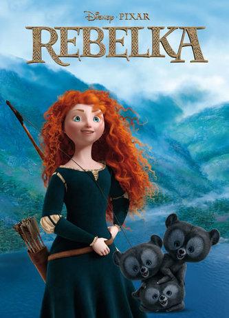 Rebelka - Filmový příběh (72 stran)