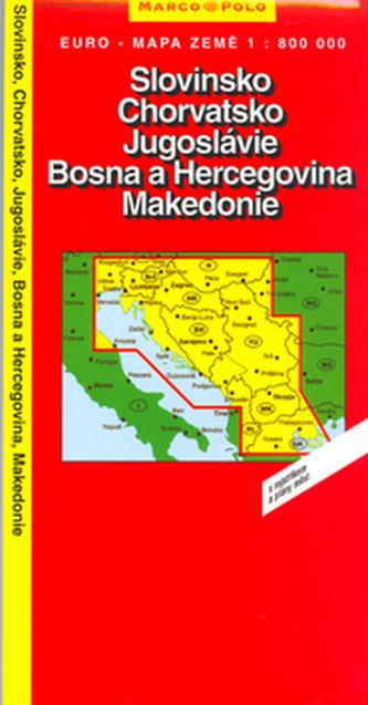Slovinsko, Chorvatsko, Jugoslávie