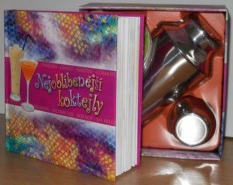 Nejoblíbenější koktejly - dárková krabička - 4. vydání
