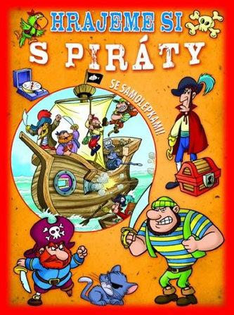 Hrajeme si s piráty - sešit se samolepkami