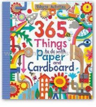 365 věcí z papíru a lepenky