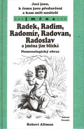 Jací jsou, k čemu jsou předurčeni a kam míří nositelé jména Radek, Radim,...