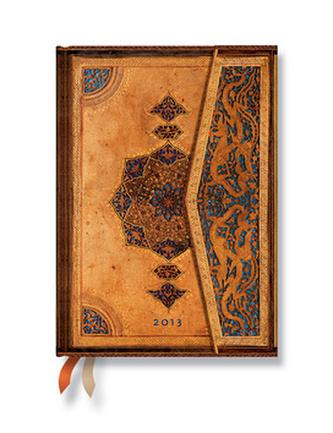 Diář 2013 - Safavid - 12 měsíční, midi 120x170 Week-at-a-Time